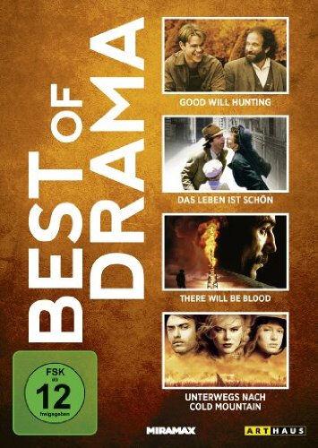 4 DVDs * BEST OF DRAMA: DAS LEBEN IST SCHÖN / THE GOOD WILL HUNTING # NEU OVP /