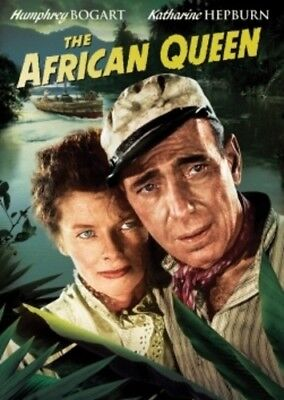 The African Queen [New DVD] Dubbed, Subtitled, Widescreen