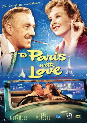 To Paris with Love (2011, REGION 1 DVD New)