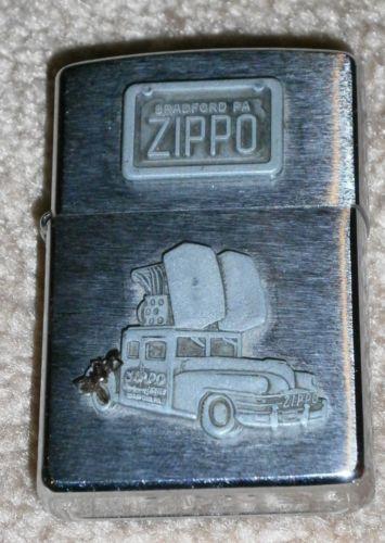 Vintage Zippo Advertising Lighter Ebay