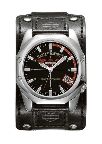 Harley Davidson Watches Wrist Pocket New Amp Used Ebay