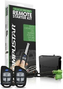 GM Vehicle Remote Starter System with Installation