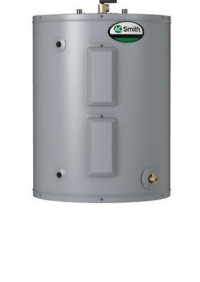 """A.O. Smith 30-Gallon Lowboy Electric Water Heater 22"""" D x 30"""" H"""