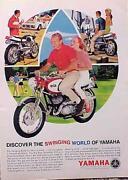 Yamaha Big Bear Scrambler