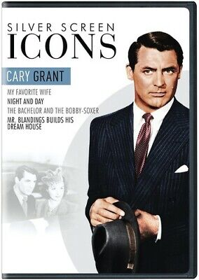 Silver Screen Icons: Cary Grant [New DVD] Boxed Set