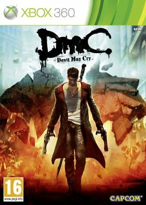 DmC: Devil May Cry (Xbox 360) - Game  54VG The Cheap Fast Free Post