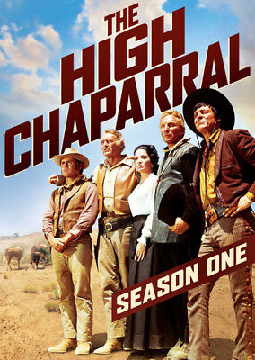 The High Chaparral: Season One [New DVD]