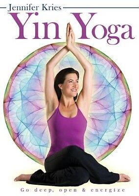 Jennifer Kries - Yin Yoga Exercise Video On DVD
