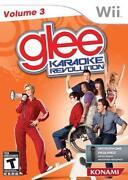 Glee Wii