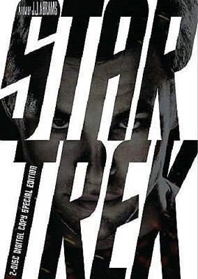 Star Trek (DVD, 2009, 2-Disc) NEW DISCS ONLY ships fast with NO CASE NO ART