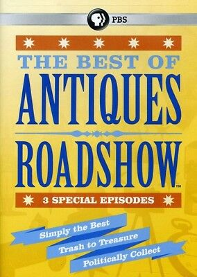 The Best of Antiques Roadshow [New DVD]