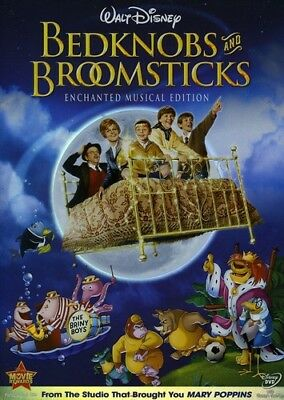 Bedknobs and Broomsticks [New DVD] Special Edition