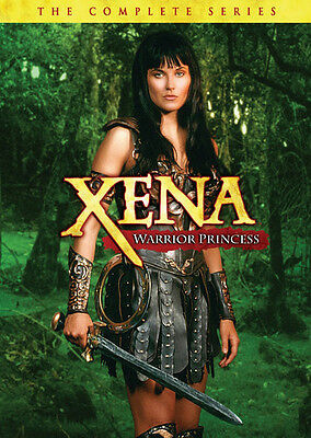 Xena: Warrior Princess - Complete Series DVD