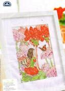 Flower Fairies Cross Stitch