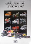 Minichamps Catalogue