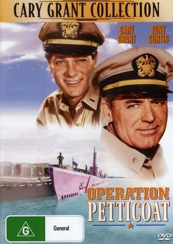 Operation Petticoat [new Dvd] Australia - Import, Ntsc Region 0