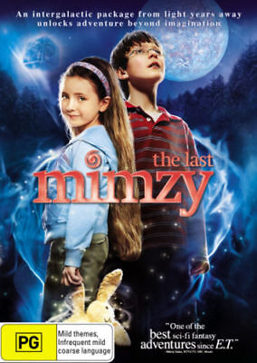 The Last MIMZY DVD BEST SCI-FI FANTASY ADVENTURE Since E.T. BRAND NEW RELEASE