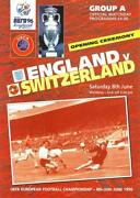 England V Switzerland