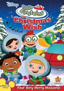 LITTLE EINSTEINS THE CHRISTMAS WISH New Sealed DVD