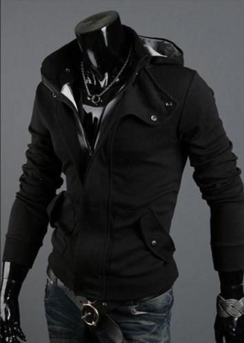 Mens Slim Fit Jacket | eBay