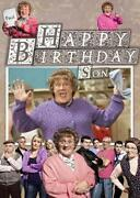 Mrs Browns Boys Card