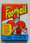Vintage Topps Football Lot