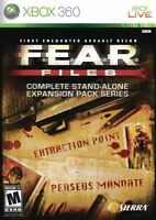 Fear Files Complete Stand-Alone Expansion Pack Series (Xbox 360)