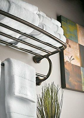Moen HOTEL SHELF BRUSHED NICKEL