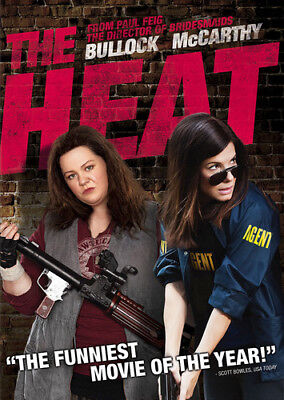 The Heat [New DVD] Ac-3/Dolby Digital, Dolby, Dubbed, Subtitled, Widescreen