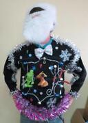 Ugly Christmas Sweater Lights