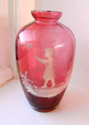 Cranberry Glass Ebay