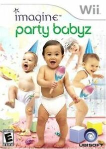 Imagine Party Babyz Baby Daycare Game Nintendo Wii NEW Kingston Kingston Area image 1