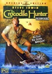 Steve Irwin Crocodile Hunter Metal Poster Eden Bega Valley Preview
