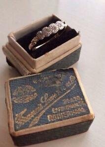 diamond rings stones material platinum cluster precious jewellery edwardian aquamarine the ring antique company semi gold archives