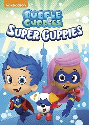 Bubble Guppies: Super Guppies [New DVD] Amaray Case, Widescreen - Bubble Guppies Movie