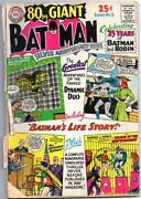 Batman Comics Silver Age