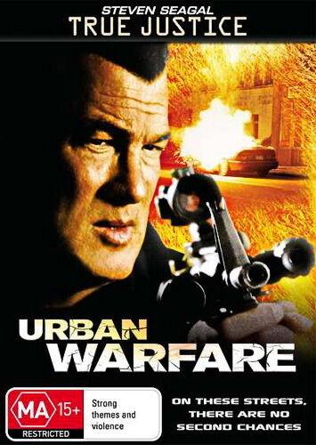 True Justice - Urban Warfare - Action / Thriller - NEW DVD
