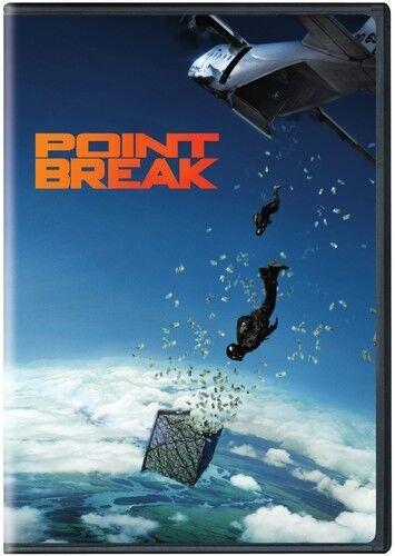 Point Break [new Dvd] Ac-3/dolby Digital, Dolby, Eco Amaray Case, Subt
