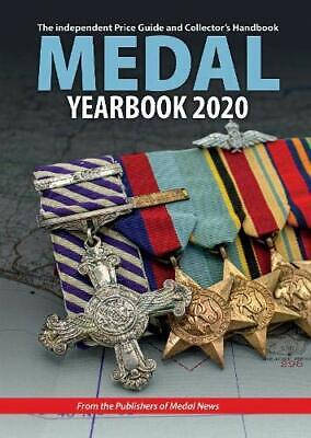 Medal Yearbook 2020 New Paperback Book