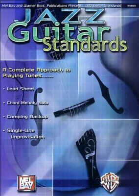 Jazz Guitar Standards by Christiansen  New 9780786666454 Fast Free Shipping..