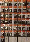 Chrome Auto Letters
