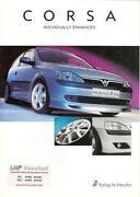 Vauxhall Corsa Accessories