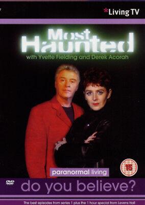 Most Haunted: The Very Best Of DVD (2003) Yvette Fielding