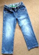 Boys Jeans Adjustable Waist