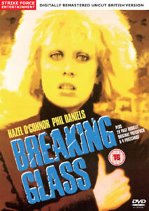 Breaking Glass DVD (2012) Hazel O'Connor ***NEW***
