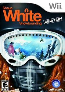 Shaun White Snowboarding Road Trip - Wii  + CD West Island Greater Montréal image 2