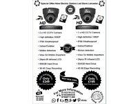 Complete HD CCTV Camera Kit