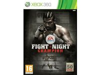 Fight Night Champion XBOX ONE COMPATIBLE!!!!!!!!!!!!!