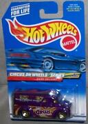 Hot Wheels Circus on Wheels
