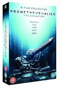 Prometheus To Alien: The Evolution Box Set - DVD